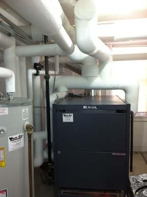 Boiler Replacement: Commercial