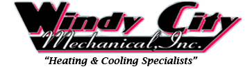 Windy City Mechanical, Inc. Logo